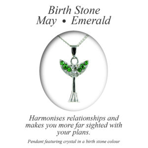 Birthstone Guardian Angel